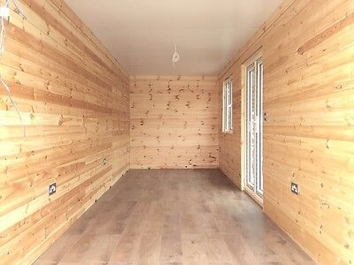 20ft Shipping Container Conversion