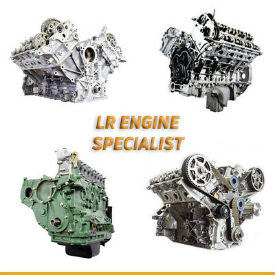 Land Rover Freelander 2.0 TD4 Reconditioned Turbo Diesel Engine 1998-2006