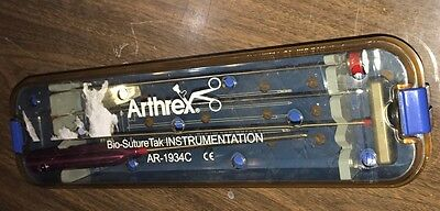 Arthrex Bio  Suture Two Instrumentation AR-1934C