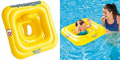 Bestway Swim Safe Baby Support (STEP A) Infant Learn Nappy Style Seat Pool
