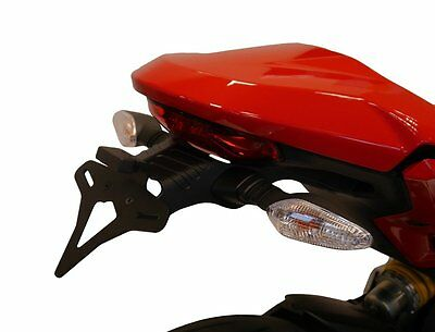 Years 2017 to 2019 PRN013736 Evotech Performance Fender Eliminator//Tail Tidy to fit Ducati Supersport /& Supersport S