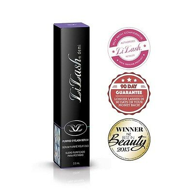 Authentic Lilash Purified Eyelash Serum Demi