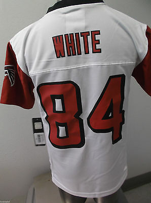 NFL TEAM APPAREL Youth Atlanta Falcons Roddy White Jersey NWT S 4aaa948a8