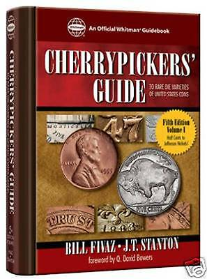 Cherrypickers' Guide to Rare Die Varieties 5th Edition Volume I from Whitman
