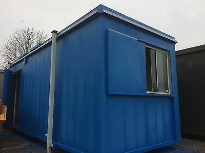 24 x 8ft Anti Vandal Office/ Cabin / Portable Building /Canteen/ Jack Leg  /2700