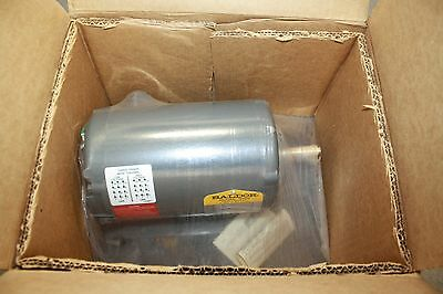 Baldor Rm3111A Electric Motor 3/4 Hp, 230/460 Volt, 3450 Rpm, 3 Phase  New