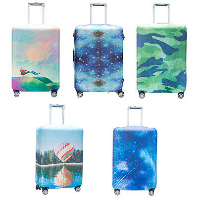 """Super Elastic Travel Luggage Cover Durable Suitcase Protector 20/22/24/28/32"""""""