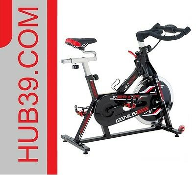 JK 525 INDOOR CYCLING I-MOTION DYNAMIC JK FITNESSHome TRASMISSIONE A CATENA