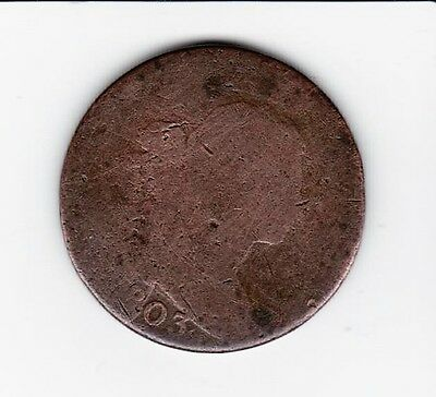 Scarce Early Date 1803 Large Penny--Nice Color Free Shipping