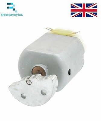 New 5V DC 3200 RPM Electric Mini Vibration Motor - High Quality Free Postage