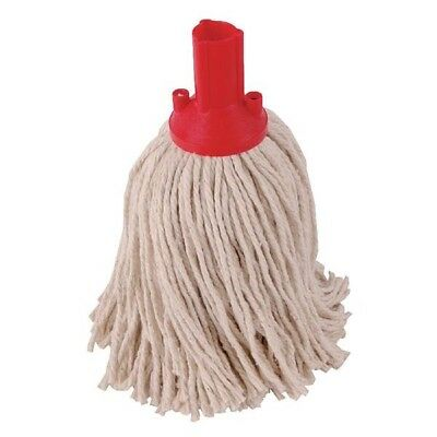 Contico Exel Mop Head 250gm Red Pack of 10 PYRE2510L