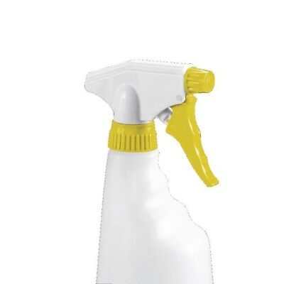 Contico Trigger Spray Bottle Yellow Pack 4 CNT06241