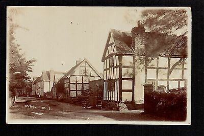 Wyre - real photographic postcard