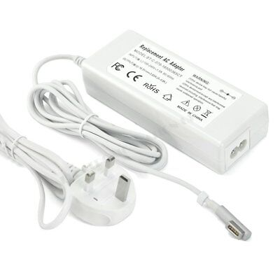 60W Magsafe1 Power Adapter Charger For Apple Mac Pro&MacBook A1344 16.5V 3.65A