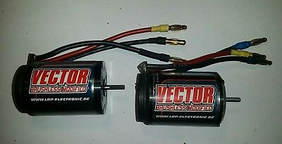 Brushless motor 2x
