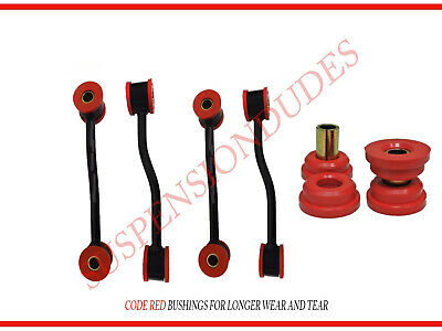 Madison : Jeep grand cherokee front sway bar bushing replacement