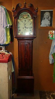 Antique Tall Case / Grandfather Clock c. 1865