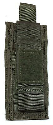 Paraclete Single Double Stack Pistol Magazine Pouch Smoke Green CAG Delta