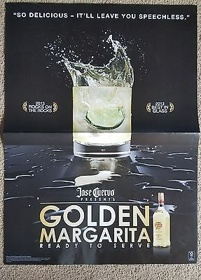 Jose Quervo Golden Margarita Promotional Poster