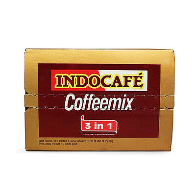 INDOCAFE Coffeemix 3in1 15x20g 300g Instant Coffee Powder Original
