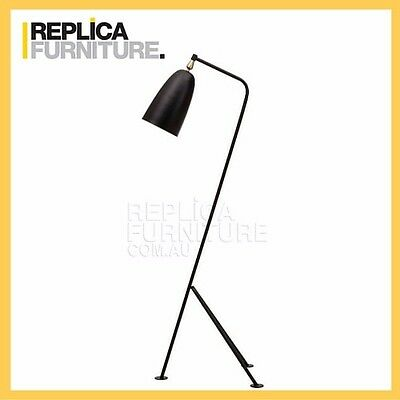 REPLICA FURNITURE Replica Grasshopper Floor Lamp - Black