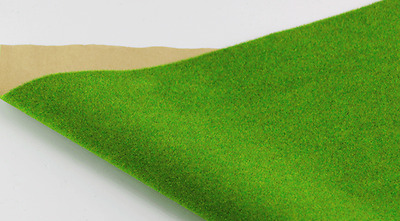 SG21 Architectural  3D Modelling Grass Sheet Mat 210*210MM  GREEN