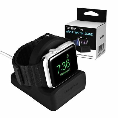 Stand Cable Holder Nightstand Mode For Apple Watches Series 1/2/42Mm/38M