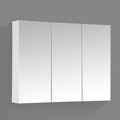 1200 x 620 x 160 mm Pencil Edge Shaving Medicine Cabinet