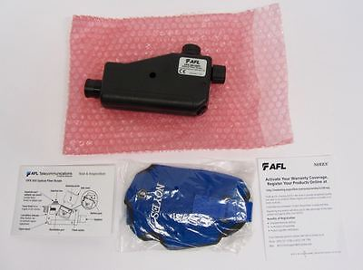 NEW Noyes AFL Systems OFS-300-200C Fiber Optic Optical Scope + Case