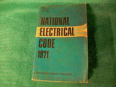 National Electrical Code 1971