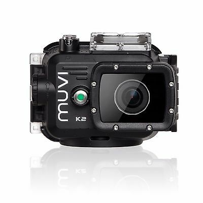 Veho Muvi Waterproof Case for K-Series Handsfree Action Camera - 100m/328ft
