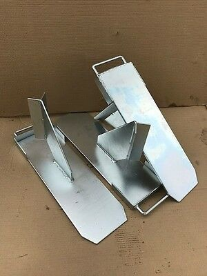 3 x Genuine Strong Acro Prop, Attachment Boys Mate Wall Support Acrow Bracket