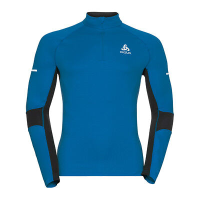 Odlo Omnius Midlayer 1/2 Zip Shirt Running F20381