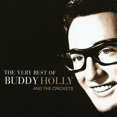 Buddy Holly And The Crickets Very Best Of Cd (Greatest Hits)