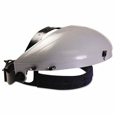 Anchor Brand Headgear with Ratchet Adjustment, Face Shield Holder