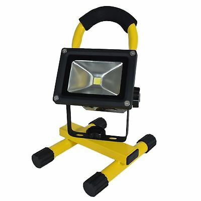 10w Work Light Inspection Lamp COB LED Swivel Spotlight Flood Torch Lithium