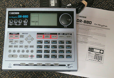 boss dr 660 drum machine w  power supply  u2022  u00a344 00 picclick uk boss dr 202 manual pdf boss dr 202 manual pdf free