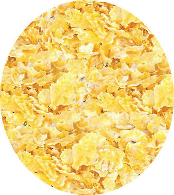 FLAKED MAIZE 10kg 5kg 1.8kg 1kg 500g Small Animal Food Feed Fishing Bait Rabbit