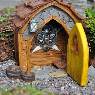 Miniature Fairy Garden Gnome Foyer