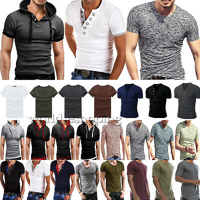 Fashion Men's Tee Shirt T-Shirt Slim Fit Short Sleeve Summer Casual Tops T Shirt