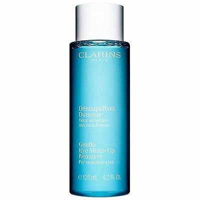 Clarins gentle eye make -up remover for  sensitive eyes 125ml