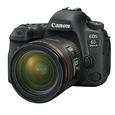 New Canon EOS 6D Mark II + 24-70mm L IS