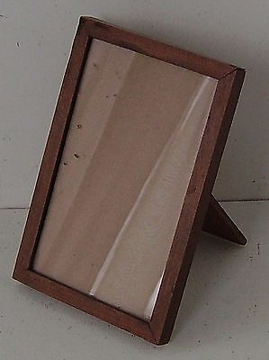 Photograph Frame Small Edwardian Wooden