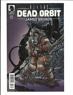 ALIENS: DEAD ORBIT # 3 (Dark Horse Comics, JUNE 2017), NM NEW