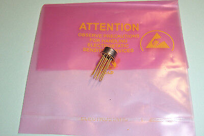 SL560C Low noise 300Mhz amplifier. Genuine Plessey NOS part. Qty. 1