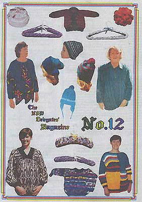 The Nsw Delegates Machine Knitting  Magazine No. 12