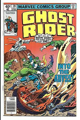 GHOST RIDER (Vol.1) # 39 (DEC 1979), VF/NM