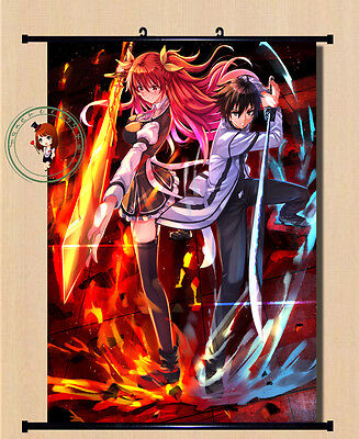 Anime Rakudai Kishi no Cavalry Home Decor Poster Wall Scroll 40*55cm#16-K44