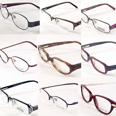NEW 50 Assorted Eyeglasses Bulk Wholesale Lot Men's, Women's and Unisex Frames