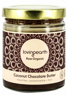 NEW Loving Earth Coconut Chocolate Butter (Organic) ~ 175g